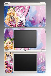 Barbie Fairy Princess Girl Game Skin 2 Nintendo DSi XL