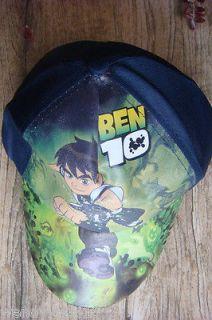 1pc Cartoon Kid Size Hat of Ben 10 Baseball Cap New W@10034 Ben 10