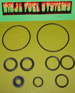 BARRY GRANT BG FUEL PUMP SEAL KIT ALL PUMPS BG220 BG280 BG400 FITS