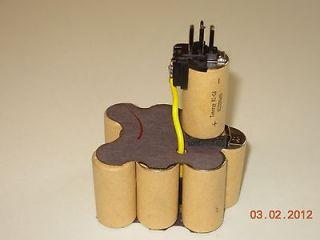 DC9071 XRP 12 volt 2.2 Amp Hour Nicd Pod Style Battery Rebuild Kit
