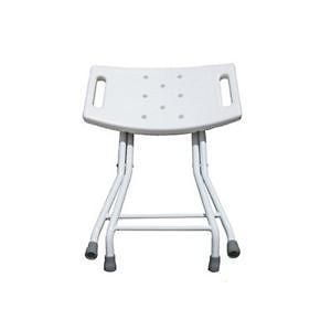 Portable Folding Shower Chair Bathtub Seat without Back