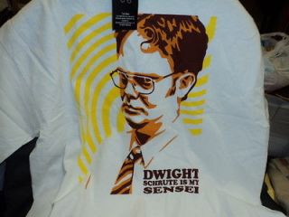 The Office Dwight Schrute T Shirt Extra Large Great gift Free & Fast