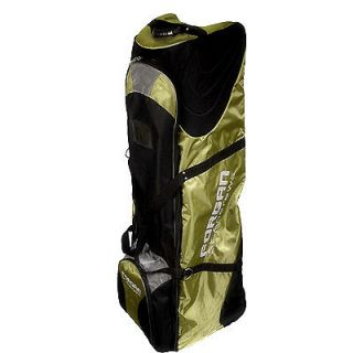 FORGAN of St. Andrews Golf TRAVEL Cover GREEN/Grey NEW