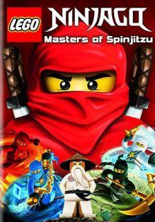 LEGO Ninjago: Masters of Spinjitzu   Rise of the Green Ninja (DVD