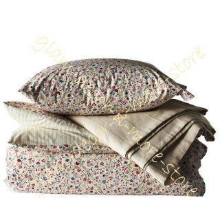 IKEA Full/Queen Quilt Duvet Cover Set ALVINE LJUV New