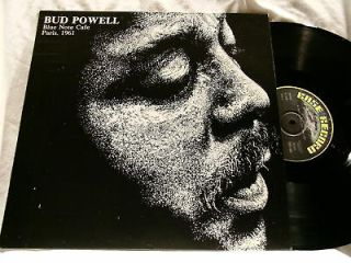 BUD POWELL Blue Note Cafe Paris 1961 Kenny Clarke LP