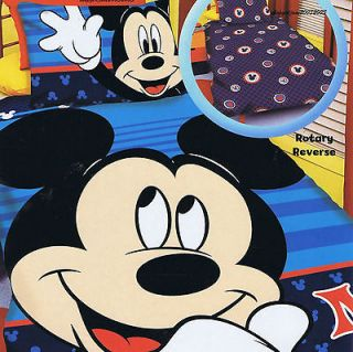 mickey mouse twin bedding