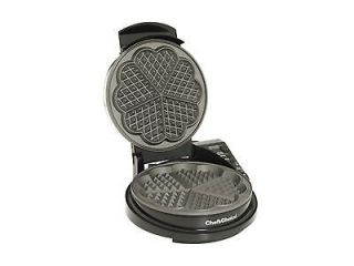 Five of Hearts WafflePro 830 Belgian Waffle Maker NEW  DAMAGED BOX