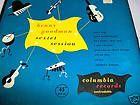 Benny Goodman Sextet Session 4 record set 78rpm