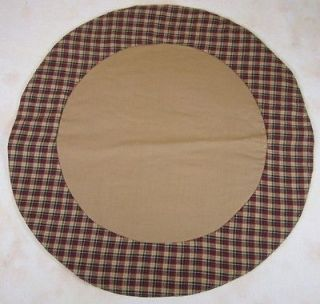 placemats round table