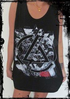 Linkin Park Unisex Vest**   Singlet Tank Top T Shirt Sizes S XL