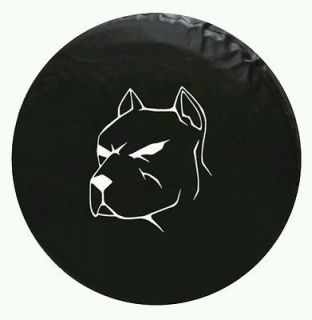Pitbull Spare Tire Cover ( Fits 33x13 inch tire)