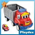 Fisher Price   Little People   Wheelies   Zig The Big Rig
