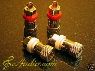 pcs High End Audio Binding Post for DIY Amplifier