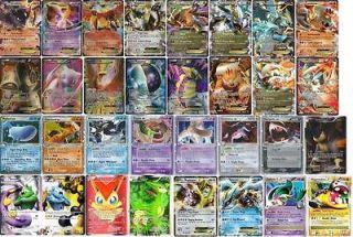 Pokemon Premium Card Lot Black Kyurem Ex? Charizard Ex? Mew Full Art