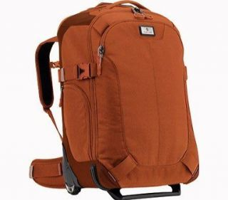 Eagle Creek Luggage Adventure Wheeled Carry On Backpack Suitcase 20382