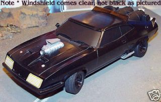 Aoshima Road Warrior Mad Max V8 Interceptor Car 1/24