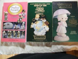PRECIOUS MOMENTS COLLECTORS PRICE GUIDES 89 99 2004
