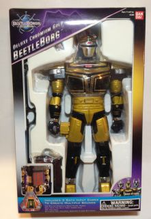 Big Bad BeetleBorgs Special Edition Shadow Borg 12 inch figure
