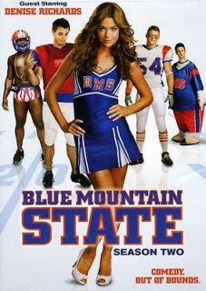 Blue Mountain State Season Two [2 Discs] [DVD New]