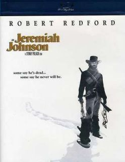 jeremiah johnson in DVDs & Movies