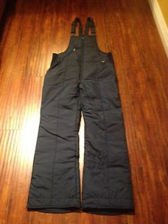 LIFT 7 Mens Ski/Snowboard Blue Jumpsuit   Size XL