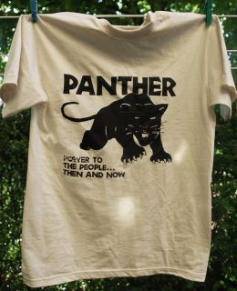 PARTY t shirt BP Malcom X Huey Newton 2pac Luther King Bobby Seale