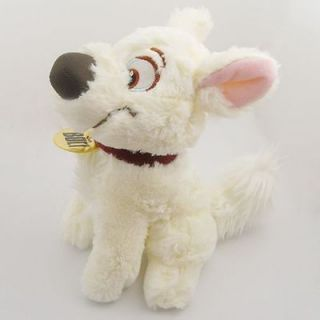 Disney BOLT Lovely Super Dog 10 Soft Plush Doll Toy