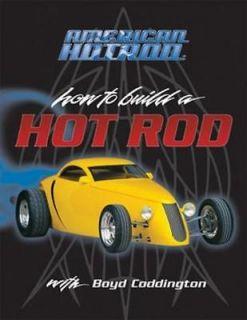 American Hot Rod Build With Boyd Coddington New Book