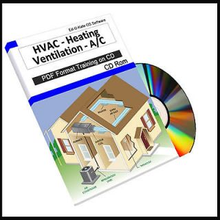HVAC Refrigeration Training Heating Ventilation Air Con Course