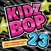 FREE2DaySHIP NEW! Kidz Bop 23 Kidz Bop Kids Music CD Free Ins