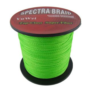 DYNEEMA braided Top Quality BRAID Spectra braid green Fishing Line