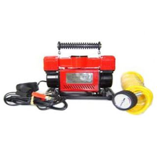 Air Compressor 12v Heavy Duty Double Cylinder 150psi 84 Litres pm 4x4