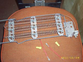 4391960 ELECTRIC DRYER HEAT ELEMENT GENUINE WHIRLPOOL FSP PART