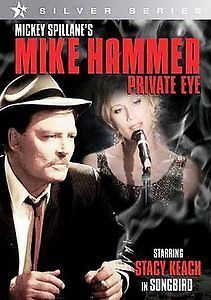 Mike Hammer: Songbird, Good DVD, Shannon Whirry, Shane Conrad, Stacy