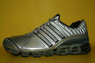 Silver ADIDAS 360 Mega BOUNCE Running Shoe TR Trainer Trail Reflective