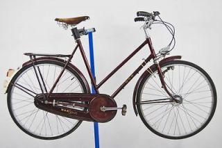 VIntage 1979 BSA Sports Lightweight Ladies Bicycle 23 Bike Sturmey
