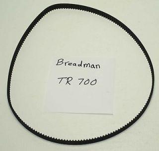 BREADMAN TR700 Bread Machine * BELT * PART Only TR 700