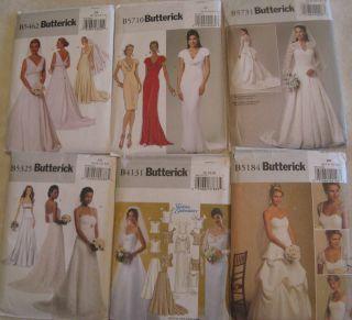 Misses Wedding Bridal Dress Gown Pattern~Elegan t~Princess~For mal