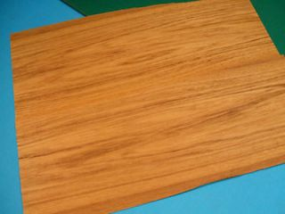 TUXEDO~~ BEAUTIFUL S.E. ASIAN TEAK wood veneer, *LUTHIER* lot 288BBB