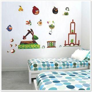 Kids Chinese Boy 3D Wall Sticker Nursery Room Art Decor Decal Mural
