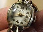 Antique MEPA 17 Jewel Swiss Ladies Watch 10k Rolled Gold Plate Bezel