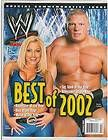 female wrestling magazine Trish Stratus +Brock Lesnar Poster 2 03
