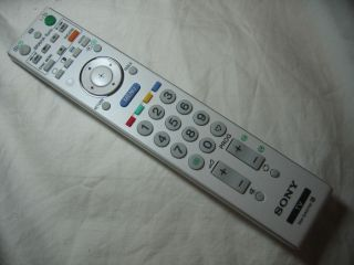 NEW Sony Bravia LCD TV Remote control RM GA011W