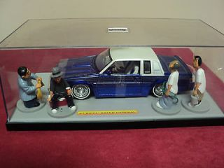Jada 1987 Buick Regal GN 124 Scale Homie Roller with display case