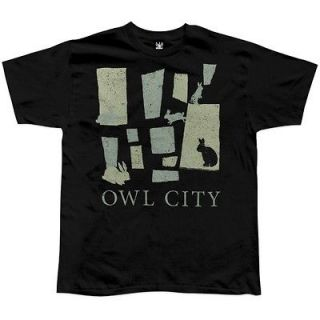Owl City   Bunnies T Shirt