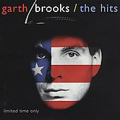 GARTH BROOKS The Hits Limited Time Only CD oop