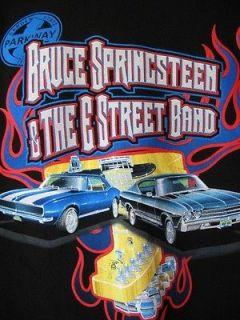BRUCE SPRINGSTEEN& THE G STREET BAND2003TOURCONCERTT SHIRT