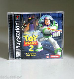 buzz lightyear video game