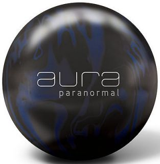 Brunswick Aura PARANORMAL Bowling Ball NIB 1st Quality 15 LB *MEGA